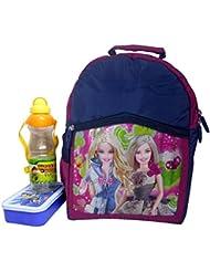 Combo Donex School Bag, Milton Water Bottle & Lunch Box