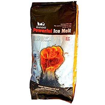 DANDO 25 lbs. Powerful Ice Melt
