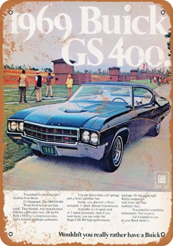 Buy Buick Gs400 Now!