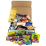 Cookies Chips & Candies Variety Pack Bundle Assortment Includes Doritos Goldfish Laffy Taffy Rice Krispies Sour Patch Oreos & More Includes Recipes By Custom Varietea Bulk Sampler 40 Count