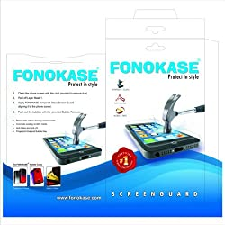Fonokase Tempered Glass HD for HTC Desire 516 Hard Tough Screen Protect