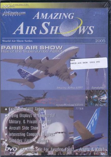 Airplanes In Action Paris Air Show