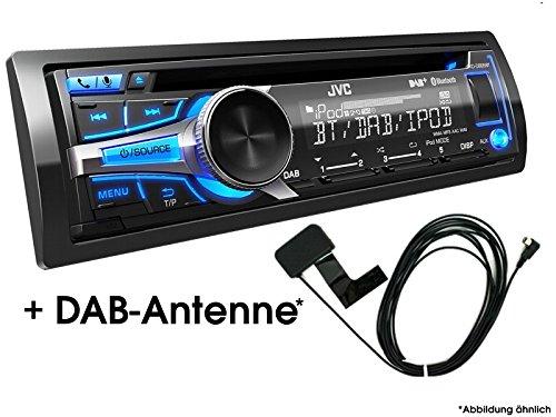 JVC KD-DB95 incl. DAB-antenne