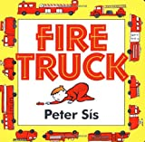 Fire Truck Board Book (0060562595) by Sis, Peter