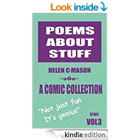 POEMS ABOUT STUFF VOL3