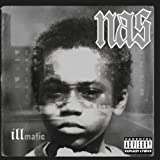 10 Year Anniversary Illmatic Platinum Series Nas