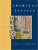 Criminal Justice with Student CD-ROM Juvenile Justice by Samaha
