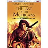 The Last of the Mohicans (Enhanced Widescreen) (1992) ~ Daniel Day-Lewis