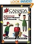 O Canada Crosswords Book 5: 50 Fantas...