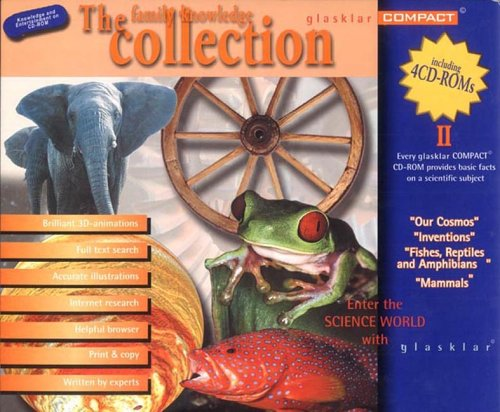 The Family Knowledge Collection II (4 CD-Roms)