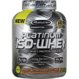 Muscletech Essential Series  Platinum 100% ISO Whey - 1.51 Kg (Peanut Butter Chocolate)