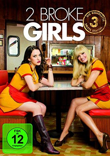 2 Broke Girls - Die komplette 3. Staffel [3 DVDs]
