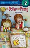 img - for By Julie Glass A Dollar For Penny (Step-Into-Reading, Step 2) [Paperback] book / textbook / text book