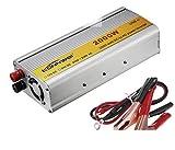 HaoYiShang 220V ACアダプターUSB車のインバータ電源にNEW2000Wカーパワーインバータトランスシステムの電源インバータ12DC