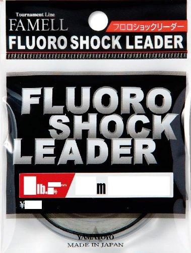 Yamatoyotegus (YAMATOYO) line fluorocarbon shock leader 20 m 5 issue (20 LB)