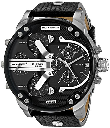 diesel-mens-dz7313-mr-daddy-20-stainless-steel-black-leather-watch