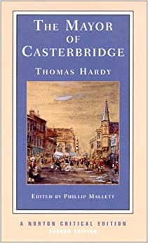 the progression of modernism in the mayor of casterbridge by thomas hardy The ache of modernism reflects the time of change thomas hardy lived in the  shift from  looks at the evolution of society and the effects on its inhabitants the  mayor of casterbridge, tess of the d'urbervilles, and jude the obscure.