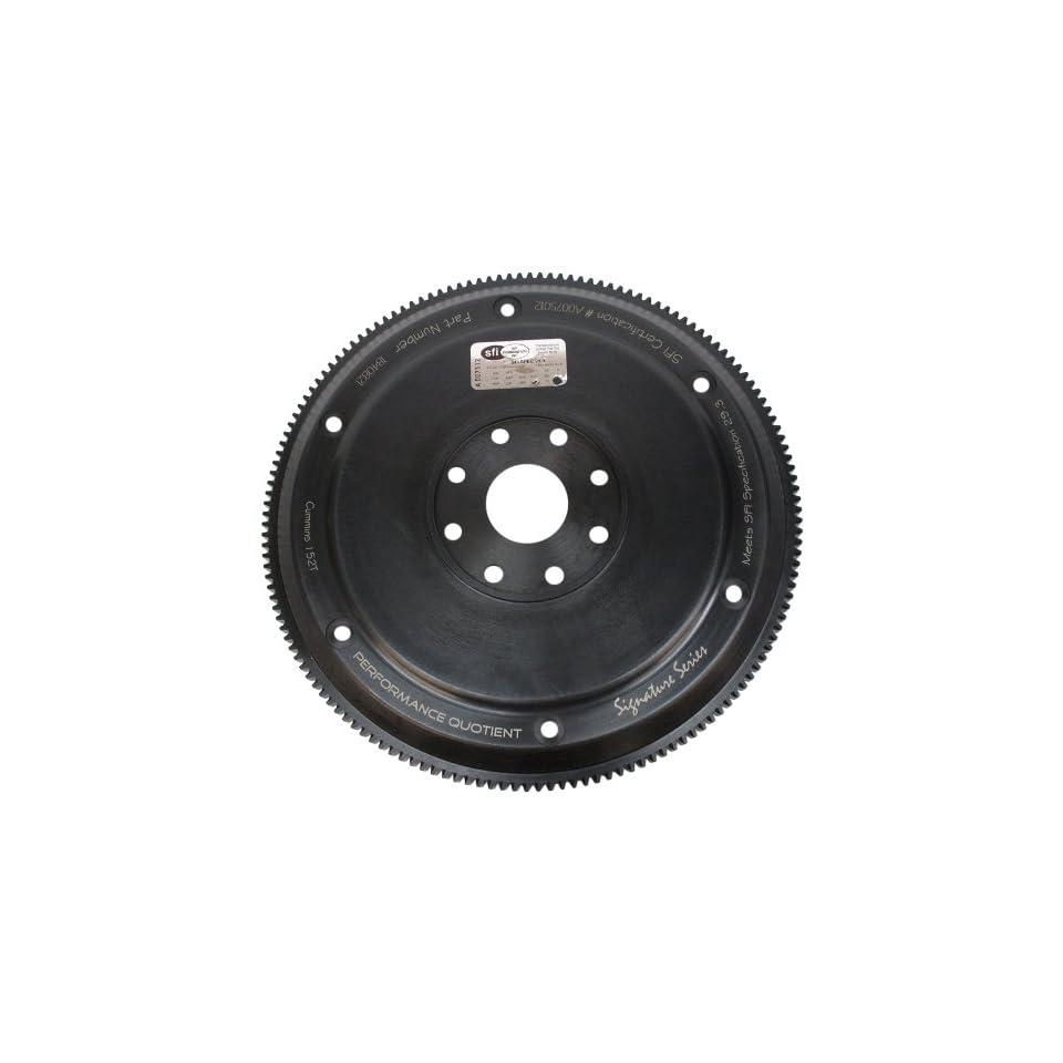 PRW 1835921 Signature Series Black Oxide 152 Tooth (SFI Rating 29.3) Flexplate for Dodge Cummins Diesel 5.9L