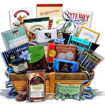 Kosher Delights Deluxe Gift Basket