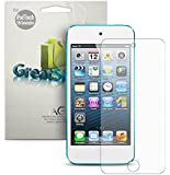 GreatShield Ultra anti-Glare (Matte) Screen Protector Film for Apple iPod Touch 5 5th Generation 2012 (3 Packs) - LIFETIME WARRANTY