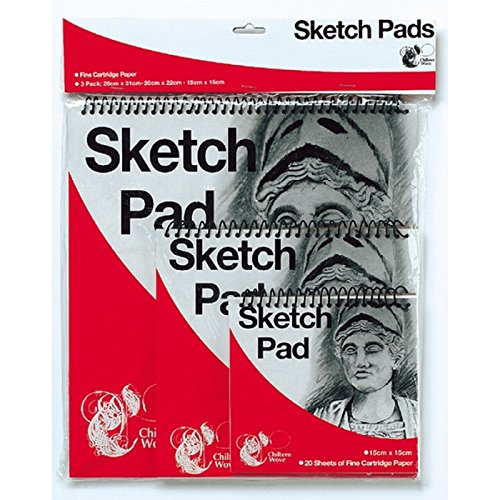 3-sketch-pads-feines-zeichenpapier