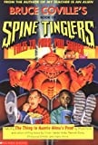 img - for Bruce Coville's Book of Spine Tinglers: Tales to Make You Shiver book / textbook / text book