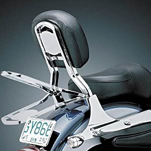Kuryakyn 1558 Folding Sissy Bar Luggage Rack