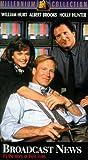 Broadcast News [VHS]
