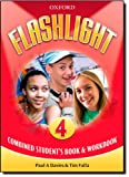 Flashlight 4: Combined Student's Book and Workbook (0194153185) by Davies, Paul