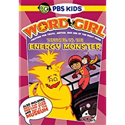 Wordgirl Vs the Energy Monster