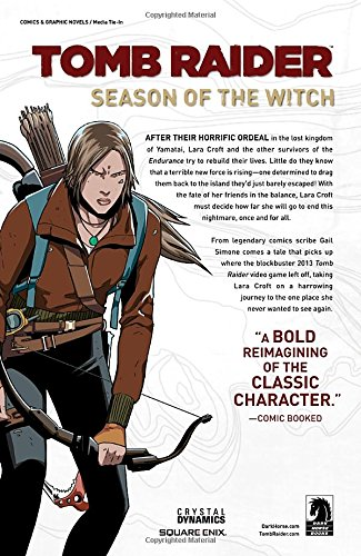Tomb Raider 01 Season Of Witch