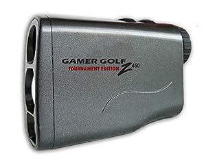 Gamer Golf Z450 Laser Range Finder with Pinseeking Scan Technology