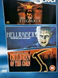 Horror: Stigmata, Hellraiser, Children Of The Corn [DVD]
