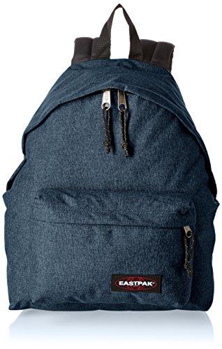 Eastpak Padded Stash'r Sac à dos, 24L, Bleu (Double Denim) Taille : 40 x 30 x 18