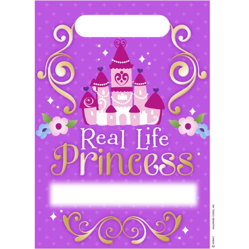 Disney Junior Sofia the First Treat Bags (8)