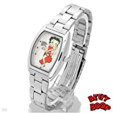 Betty Boop #BBW2341ASWomen's Watch and Bracelet Gift Set