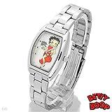 Betty Boop #BBW2341ASWomen's Watch and Bracelet Gift Set