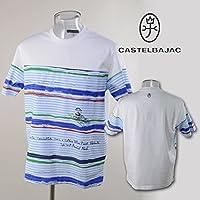 (カステルバジャック) CASTELBAJAC カステルバジャック 半袖Tシャツ 21170-125-01 CASTELBAJAC fs04gm