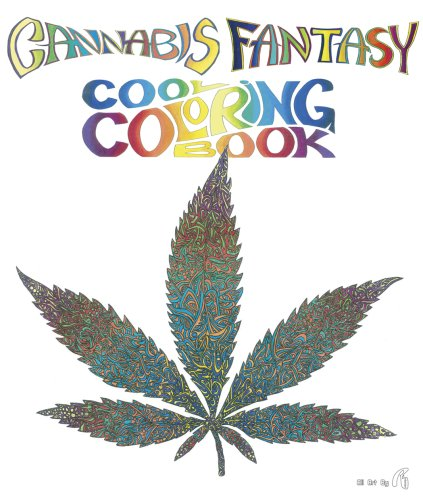 Buy Cannabis Fantasy Cool Coloring Book086719751X Filter