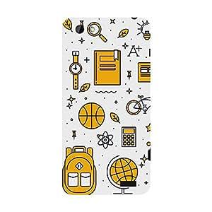Garmor Designer Plastic Back Cover For ZTE Blade S6