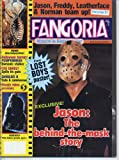 img - for Fangoria Magazine 68 JASON Pumpkinhead LOST BOYS POSTER Black Lagoon THE UNHOLY Hidden KIEFER SUTHERLAND October 1987 (Fangoria Magazine) book / textbook / text book