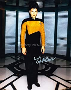 TRACEE COCCO as Ensign Jae - Star Trek: TNG Genuine Autograph