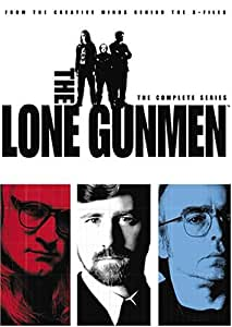 The Lone Gunmen: The Complete Series (Bilingual)