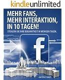 Facebook Marketing: Mehr Fans, mehr Interaktion, in 10 Tagen. Erhöhen Sie Ihre Markenbekanntheit und Sichtbarkeit auf Facebook in wenigen Tagen..