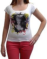 Marie-Antoinette , T-shirt Femme imprimé ONE IN THE CITY
