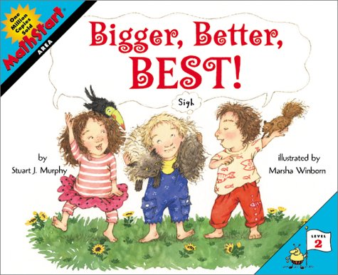 Bigger Better Best MathStart 2