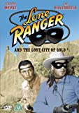 The Lone Ranger & The Lost City Of Gold [DVD]