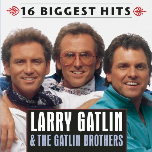 Larry Gatlin & The Gatlin Brothers - 16 Biggest Hits - Zortam Music