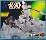 STAR WARS  THE POWER OF THE FORCE HOTH BATTLE