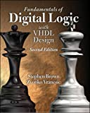Fundamentals of Digital Logic: With VHDL Design with CD-ROM